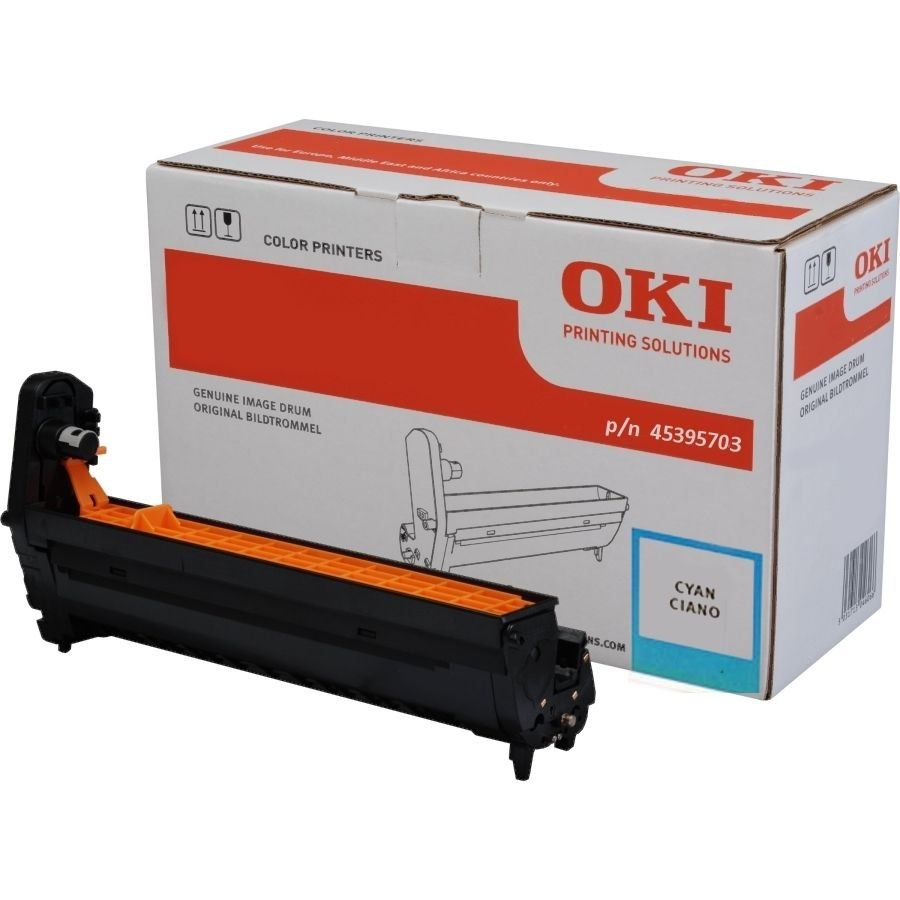 Kit Fotoconductor Oki 45395703 Cyan 30000 pag.
