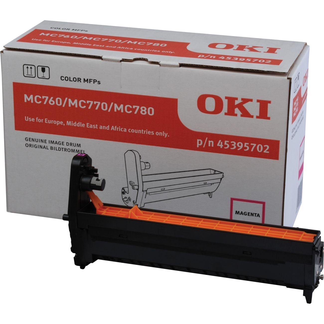 Kit Fotoconductor Oki 45395702 Magenta 30000 pag.
