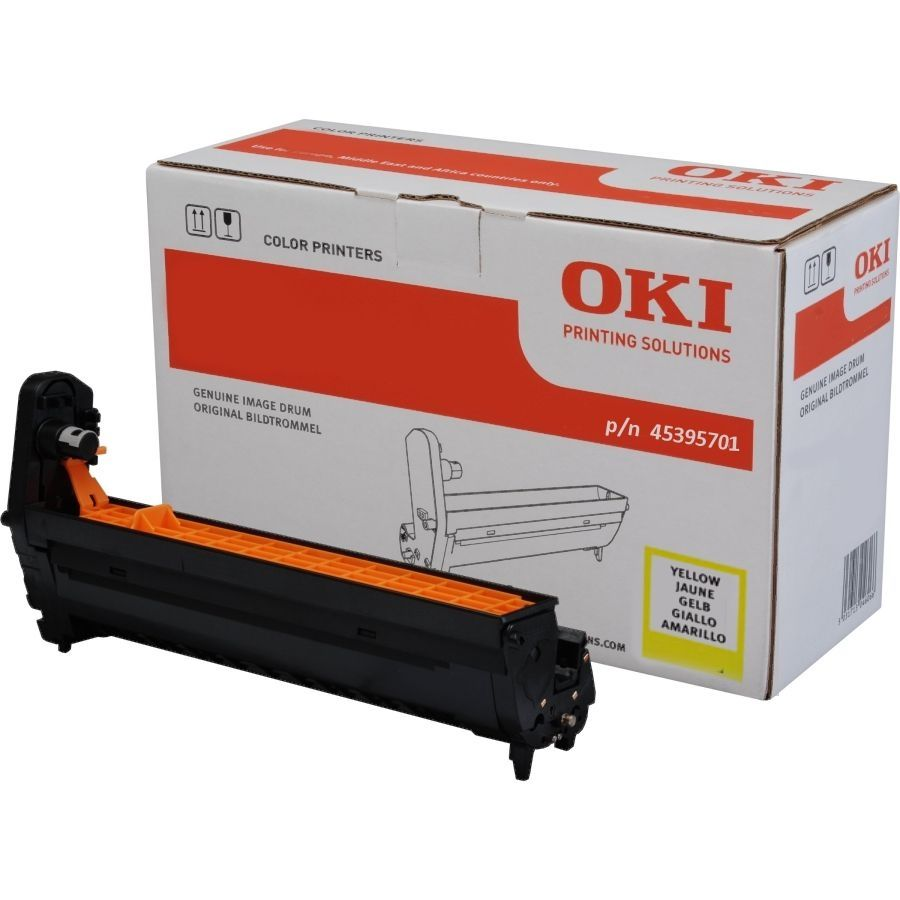 Kit fotoconductor Oki 45395701 Yellow 30000 pag.