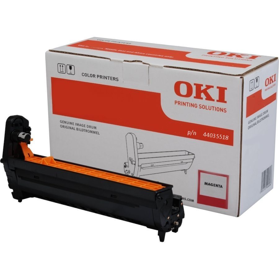 Kit Fotoconductor Oki 44035518 Magenta 20000 pag.
