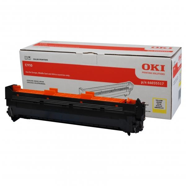 Kit Fotoconductor Oki 44035517 Yellow 20000 pag.
