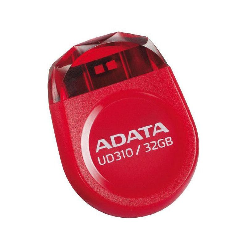 Flash USB A-Data 32GB DashDrive Durable UD310 2.0 (red)