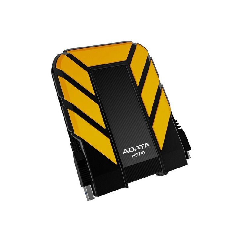 Hard Disk Extern A-Data DashDrive Durable HD710 1TB 3.0 (yellow)
