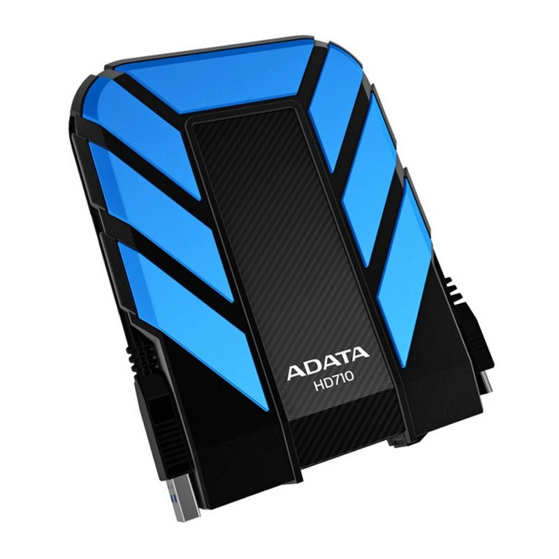 Hard Disk Extern A-Data DashDrive Durable HD710 1TB 3.0 (blue)