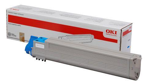 Cartus Toner Oki C9655 Cyan