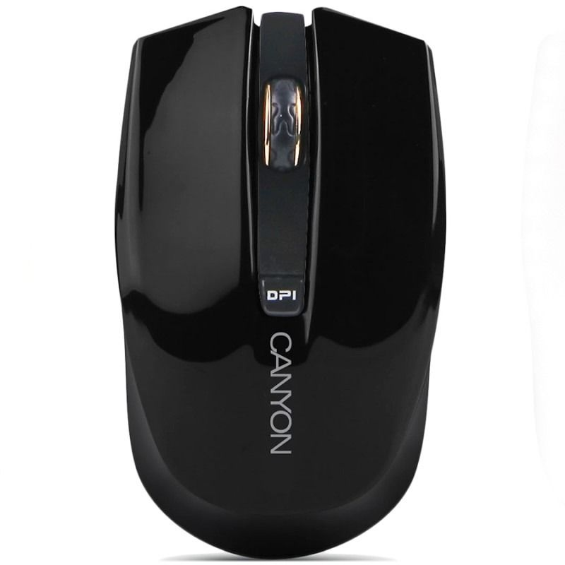 Mouse Canyon CNS-CMSW5 Black