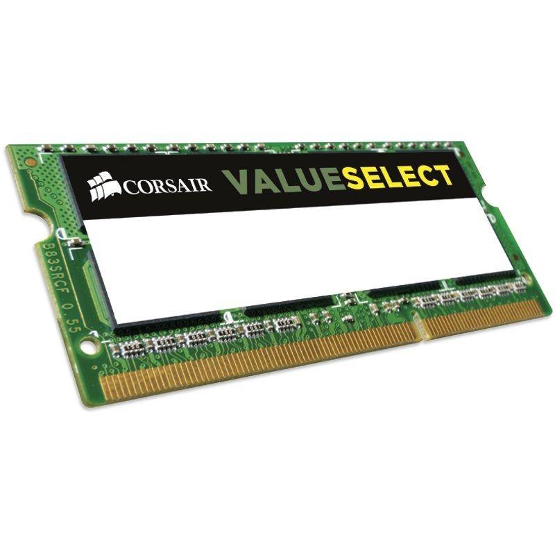 Memorie Notebook Corsair ValueSelect 8GB DDR3L 1600MHz CL11