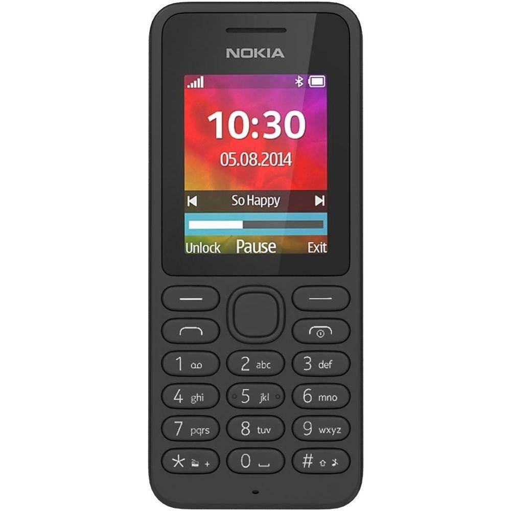 Telefon Mobil Nokia 130 Dual SIM Black