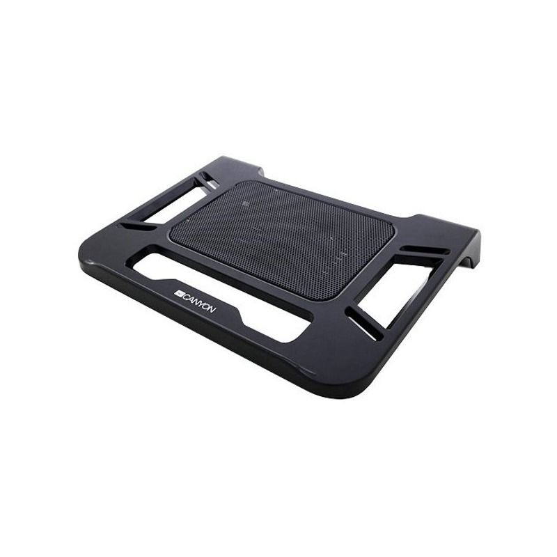 Stand/Cooler notebook Canyon CNR-FNS01 Black