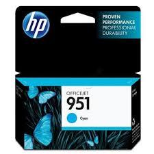 Cartuş de cerneală HP 951 Cyan