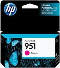 Cartuş de cerneală HP 951 Magenta
