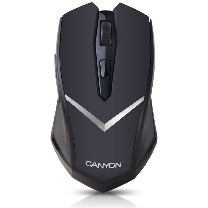 Mouse Canyon CNE-CMSW3 Wireless USB Black