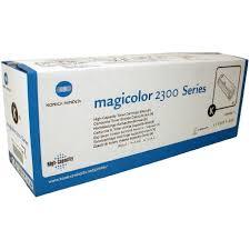 Cartus Toner Black Minolta pentru Magicolor 2300 HC 45K
