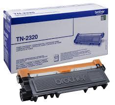 Cartus Toner black Brother TN2320 pentru HL-L23xx DCP-L25xx MFC-L27xx 2.6K