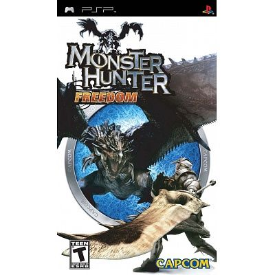Monster Hunter Freedom PSP