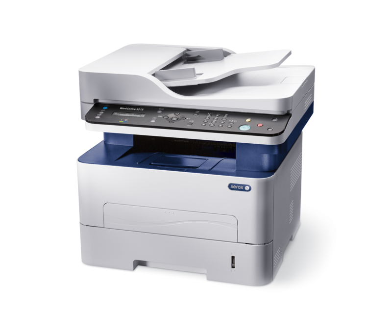 Multifunctional Laser Monocrom Xerox Workcentre 3215NI