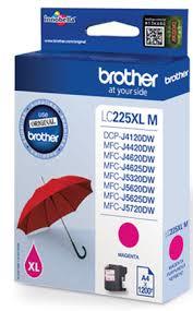 Cartus Inkjet Magenta Brother pentru DCP-J4120DW/MFC-J4420DW/MFC-J4620DW/MFC-J5320DW/MFC-J5620DW/MFC-J5720DW 1.2K