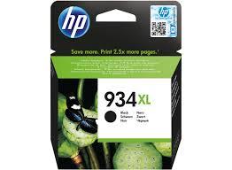 Cartus Inkjet HP 934XL Black