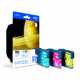 Pachet 3 cartuse Inkjet Brother LC1100 Cyan, Magenta, Yellow
