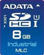Card Memorie A-data IDC3B MLC SD 8GB
