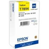 Cartus Ink Yellow Epson T789440 T789 XXL 34ml