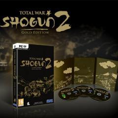 Total War Shogun 2 Gold Edition PC
