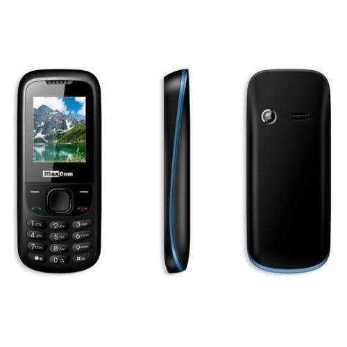 Telefon Mobil Maxcom MM133 Dual SIM Black Blue