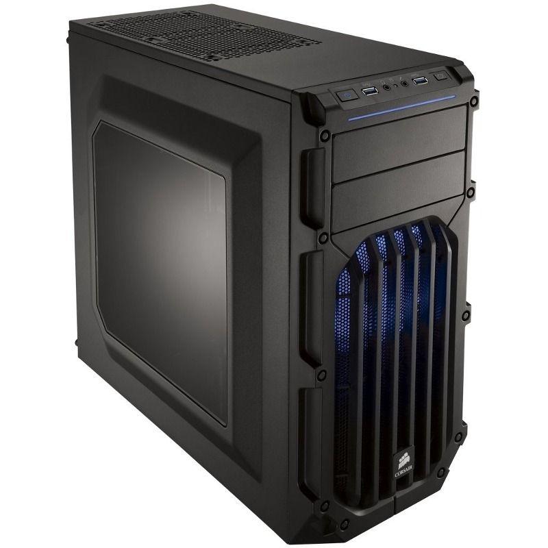 Carcasa PC Corsair Carbide Spec-03 Led Blue
