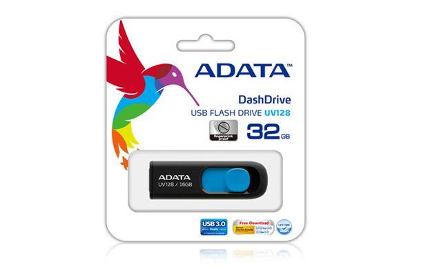 Flash Drive A-Data UV128 32GB USB 3.0