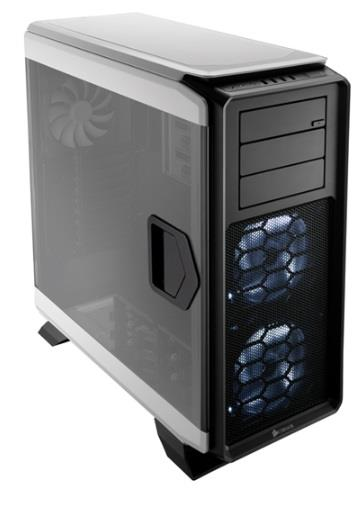 Carcasa PC Corsair Graphite 760T White