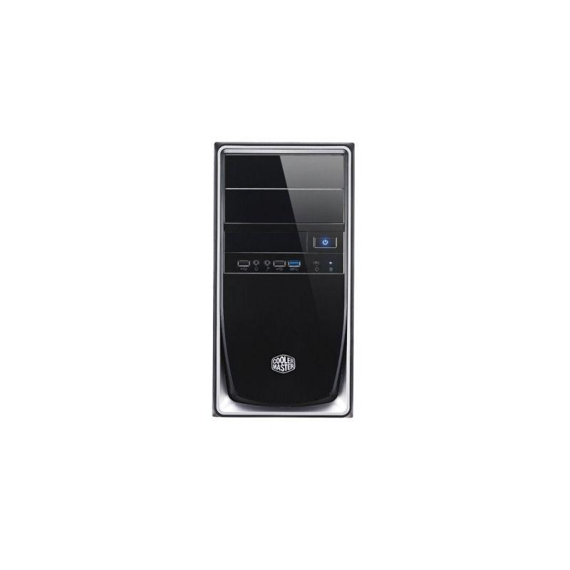 Carcasa PC Cooler Master Elite 344 Negru-Argintiu