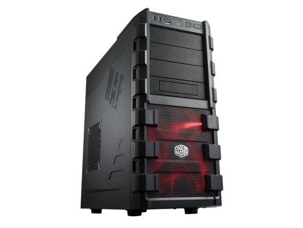 Carcasa PC Cooler Master HAF 912 Plus Black