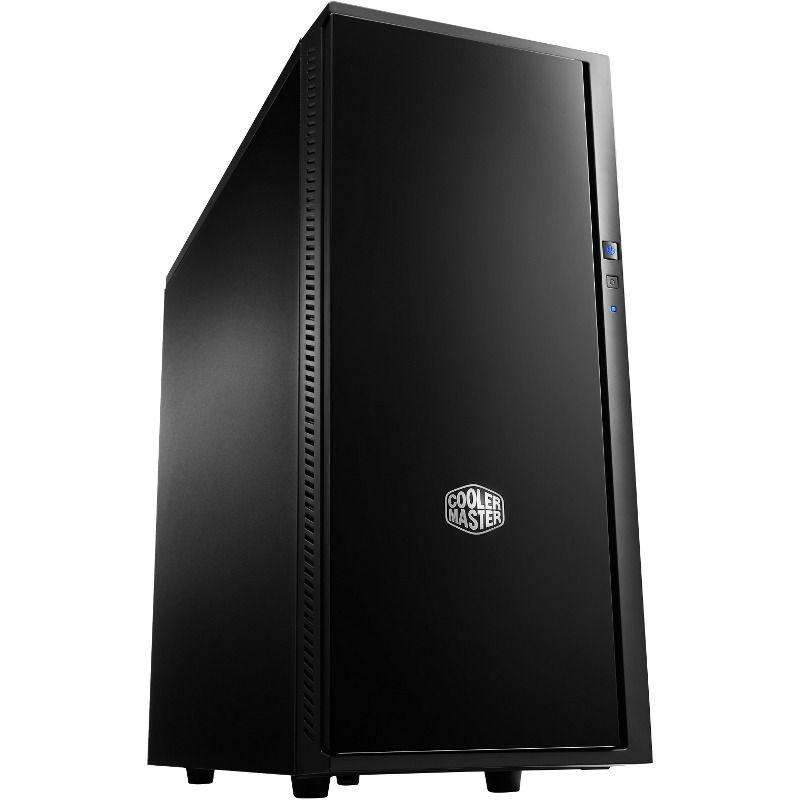 Carcasa PC Cooler Master Silencio 452 Black