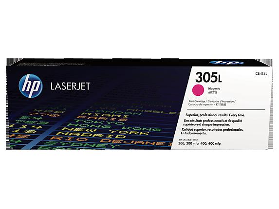 Cartus Laser Magenta HP305L Economy 1.4K pentru Pro M375/475/451 series