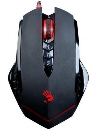 Mouse A4Tech Gaming V5MA Black