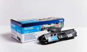 Cartus laser Cyan Brother TN329C 6k pentru HLL8350CDW