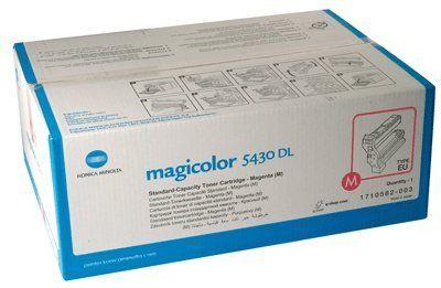 Cartus Toner Magenta Konica-Minolta 6K pemtru MagiColor 5430 DL