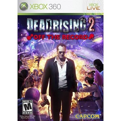 Deadrising 2 Off The Record XBox360