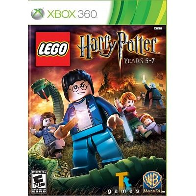 LEGO Harry Potter Years 5-7 XBox360