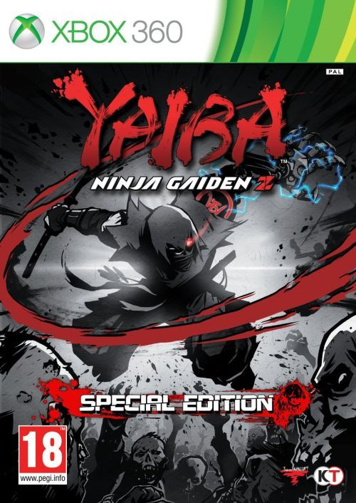 Yaiba: Ninja Gaiden Z Special Edition Xbox360
