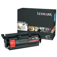 Cartus Laser Black Lexmark 25K. pentru T650/652/654