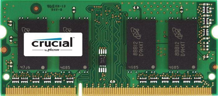 Memorie Notebook Micron Crucial pentru Mac DDR3-1600 4GB