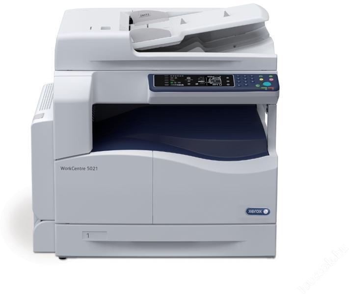Multifunctional laser monocrom Xerox 5021V format A3