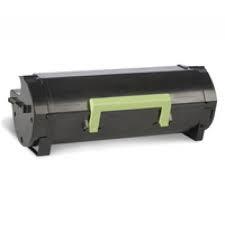 Cartus Laser Black Lexmark 502UE 20K Corporate Cartridge pentru MS510/MS610