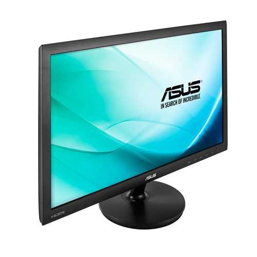 Monitor LED Asus VS247HR 23.6 Full HD Negru