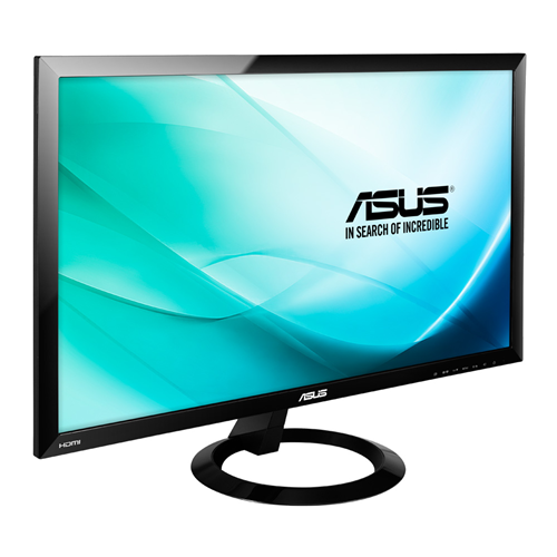 Monitor LED Asus VX248H 24 Full HD Negru