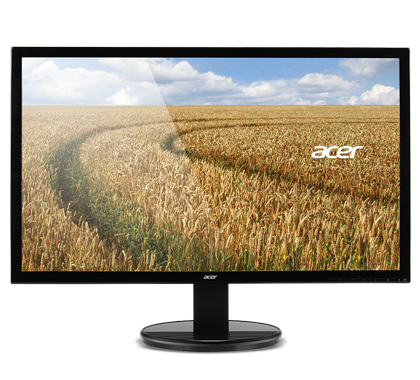 Monitor LED Acer K222HQLDB 21.5 Full HD Negru