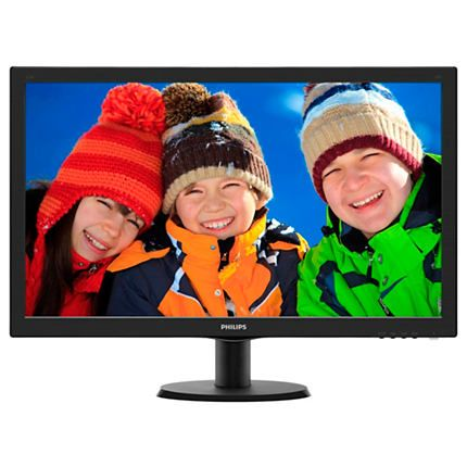 Monitor LED Philips 273V5LHAB/00 27 Full HD Negru