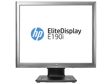 Monitor LED HP E190i 18.9 SXGA Negru