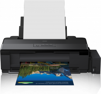 Imprimanta Inkjet Color Epson L1800 ITS Ciss